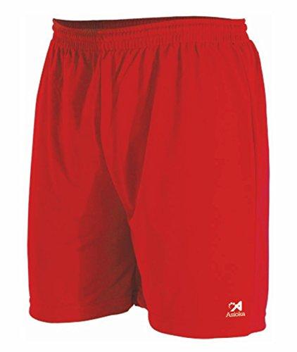 Asioka 90/08 Pantalón Corto Técnico Deportivo, Unisex Adulto, Rojo, XL