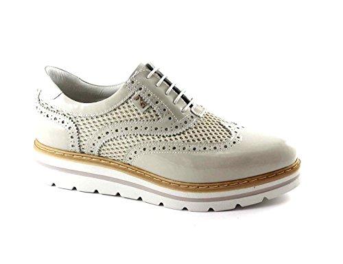 Nero Giardini , Chaussures de ville à lacets pour femme beige beige Beige
