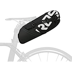 Lixada Bicicletta Borsa da Sella 8L MTB Bike Bag Bicicletta Sella Posteriore Coda di Stoccaggio Borse Accessori