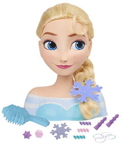 IMC Toys 16149FR - Frozen Stylingkopf ELSA