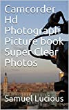 Camcorder Hd Photograph Picture book Super Clear Photos