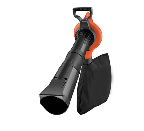 Black + Decker GW3030 Aspirateur/Souffleur/Broyeur de feuilles 3000 W