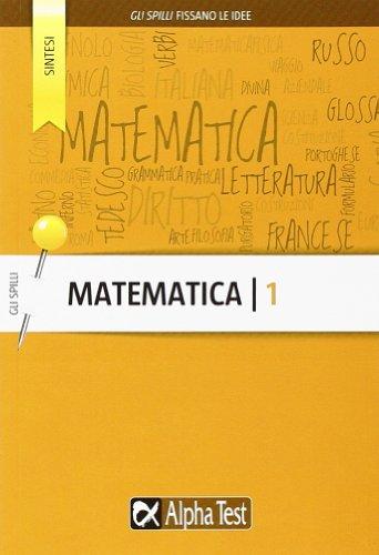 Matematica: 1