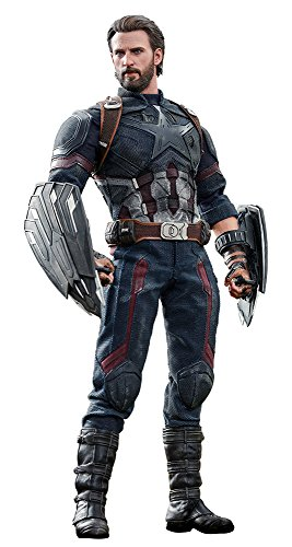Hot Toys Movie Masterpiece - Avengers Infinity War - Captain America