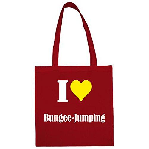 Liebe Bungee (Tasche
