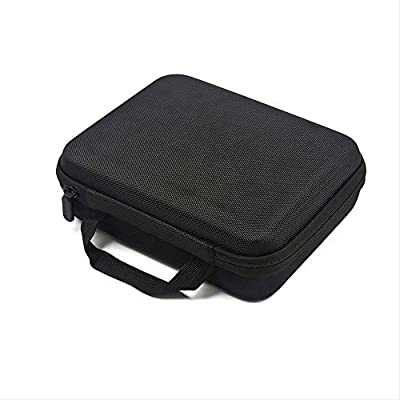 Goolsky Outdoor Portable Handbag Shockproof Waterproof for E58 L800 GD88 RC Drone Quadcopter