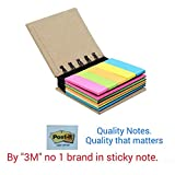 #1: 3M Post-it Notes in Pocket Spiral Notes 2 Sizes