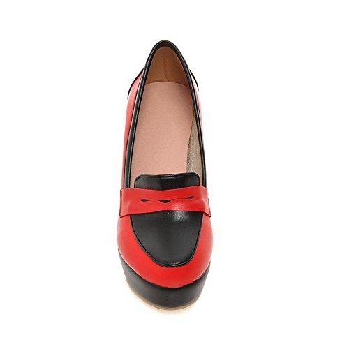 tacco Red 1TO9 Scarpe donna col Angpvq7