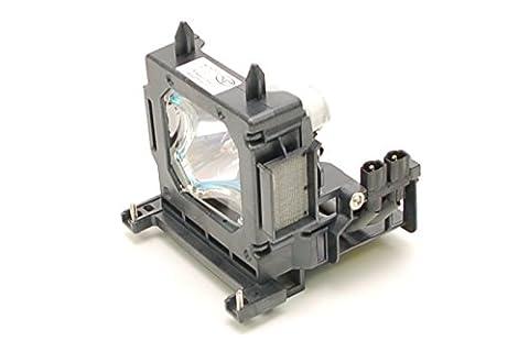 Alda PQ Lampe de projecteur de rechange LMP-H202 pour SONY HW50, VPL HW30AES, VPL HW30ES, VPL HW40ES, VPL HW50ES, VPL HW55ES, VPL VW95ES, VPL-HW30, VPL-HW30ES, VPL-HW30ES SXRD, VPL-HW50ES Lampe avec boîtier