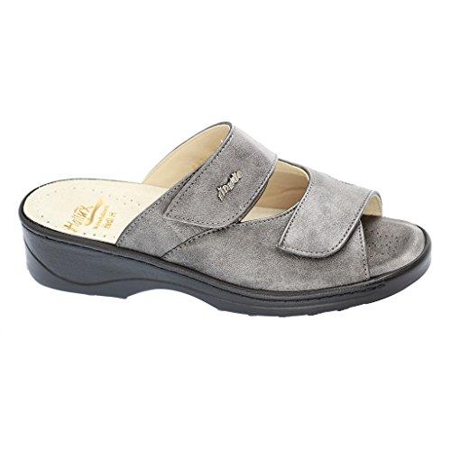Fidelio alluce donna Pantolette 33702 68 Grigio (grigio)