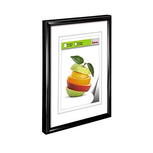 Hama Sevilla Single Picture Frame Black–Picture Frames (Polystone, Black, Single Picture Frame, 40x 60cm, 600mm, 13mm)