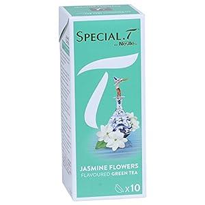SPECIAL.T by Nestlé Thé Vert Parfumé au Jasmin Jasmine Flowers 10 capsules