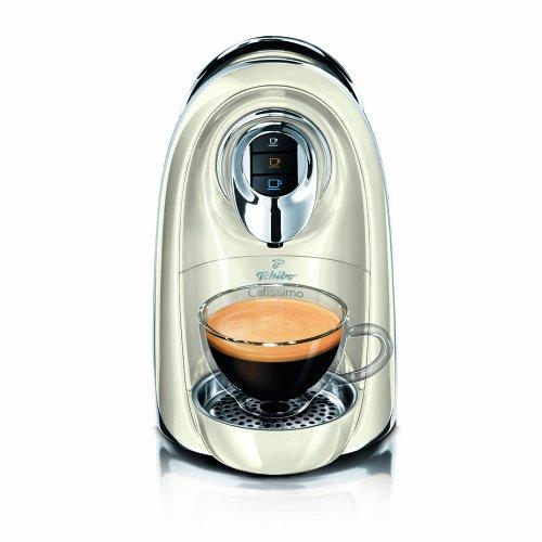 Tchibo Kaffeekapselmaschine Cafissimo COMPACT, White