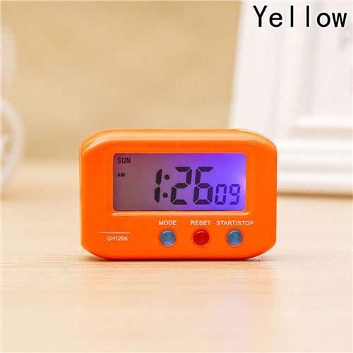 GOGR Reloj De Alarma Electrónico Digital De Bolsillo