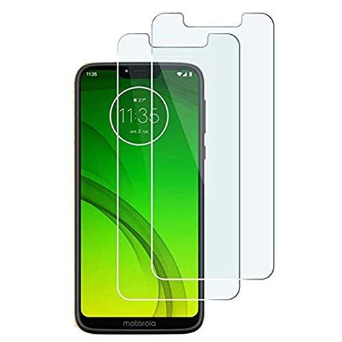 für Moto G7 Power Displayschutzfolie Motorola G7 Power Schutzglas Folie 9H Härte 0,3mm Ultra Premium Displayschutzfolie Panzerglas für Motorola Moto G7 Power