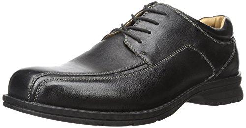 Dockers  Trustee, Chaussures de ville à lacets pour homme Black