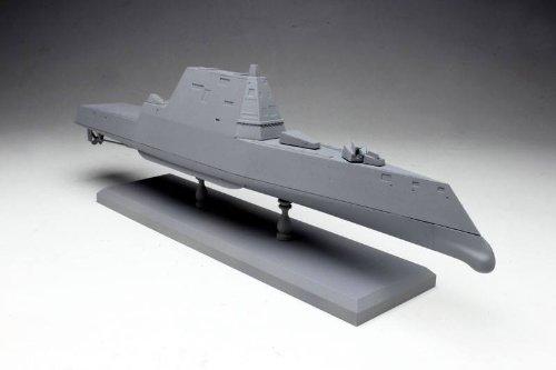 Preisvergleich Produktbild Dragon 500737141 - 1:700 USS Zumwalt Class Destroyer DDG-1000 Plastikbausatz