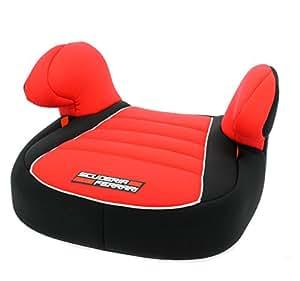 Ferrari e104-142-172 Kindersitz Sitzerhöhung Dream Cosra 2015, ECE Gruppe 2/3, von 15 bis 36 kg, rot
