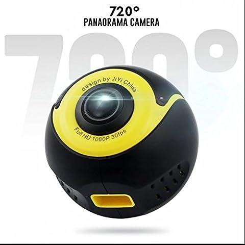Sphärisch 360 grad Panorama Kamera Video Foto Enthält HD VR Panorama Kamera,Die beste Leistung,vedio kamera,kompakte moderne Blick,vedio kamera geeignet für Smartphone Android