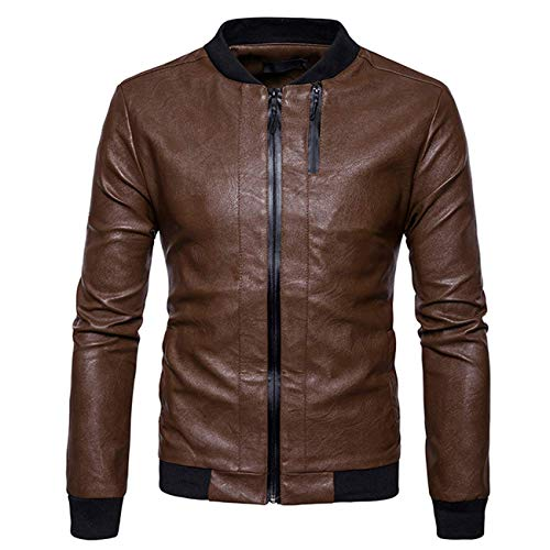 Top leather jackets the best Amazon price in SaveMoney.es 6e94d0951a6