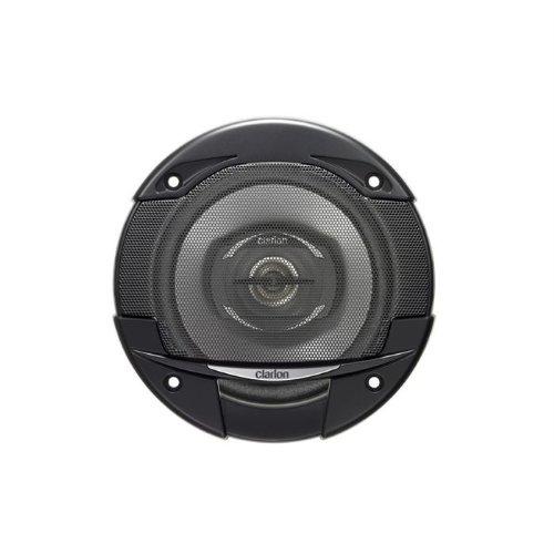 Clarion SRE 1322R - Altavoces coaxiales para coche, negro