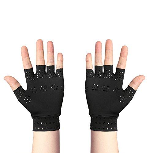 Guantes artritis, guantes compresión artrósica Aramox