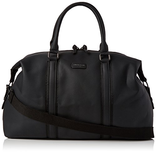 New Look Pu, Sacs portés main homme, Black, 23.5x37x54 cm (W x H x L)