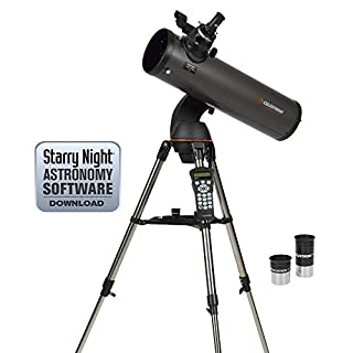 Celestron CE31145-DS NexStar 130 SLT Series Newtonian - Telescopio reflector (importado de Inglaterra) (B0007UQNNQ) | Amazon Products