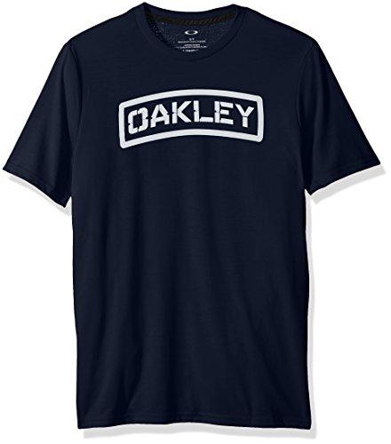 Oakley Herren O-TAB Tee Printable Tees, Fathom, L