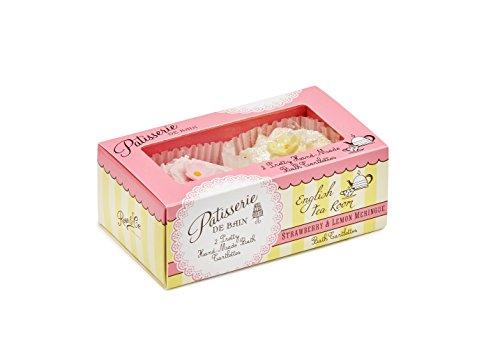 Rose & Co Bath Tartlette Duo English Tea Boule Effervescente 90 g