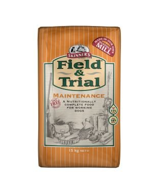 New to us and a great range for working dogs with moderate energy requirements : Skinners Field & Trial Maitenance (2.5kg)
