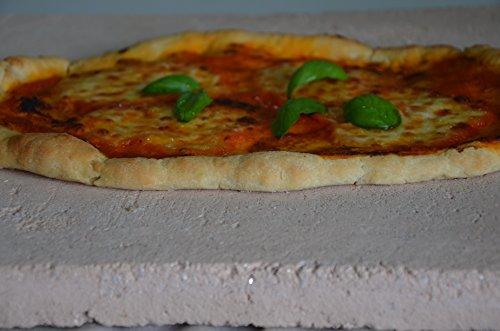 Pietra refrattaria da forno per pizza e pane - Pietra refrattaria da forno per pizza ...