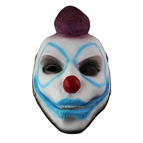lloween Anime Weiß Set V Wort DIY Spiel Maske ()