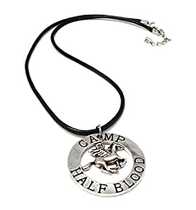 Collier Cercle Cheval - Percy Jackson