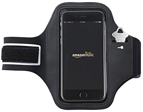 AmazonBasics Sportarmband für iPhone 6, 6s und Samsung Galaxy S6