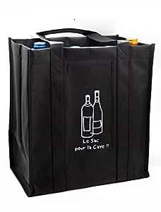 Class Wine SB000 Sac Tissu 6 Bouteilles