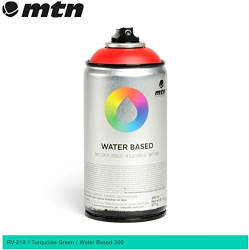 mtn-turquoise-green-rv-219-300ml-water-based-spray-paint