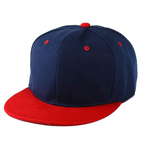 zhuzhuwen Hip Hop Baseball Cap farblich passend zu Outdoor Cap 1 56-62cm (Küche Kanister Strand)