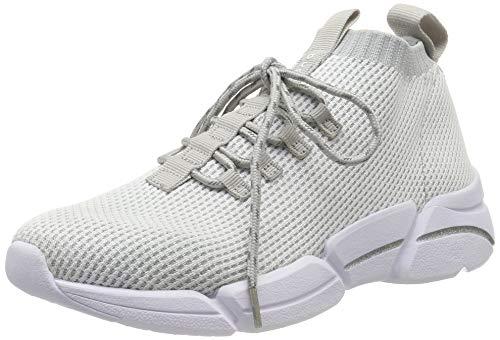 bugatti Damen 432668636900 Slip On Sneaker, Weiß (White/Light Grey 2012), 40 EU