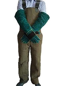 Aida Bz Chien vêtements de Protection en Plein air Chien Errant Salopette Anti-Morsure Anti-piqûre de Chien Combinaison