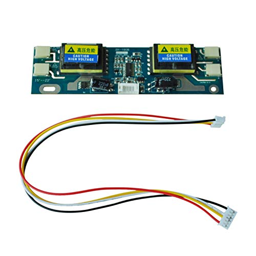 XZANTE Universal-CCFL-LCD-Inverter Laptop-Monitor 4 10-30 Lampe Fuer 15-22