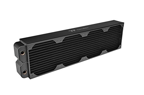 Thermaltake Pacific CL480 Radiator DIY -