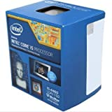 Intel Core i5-4460 - Procesador (Intel Core i5-4xxx, 3,2 GHz, Socket H3 (LGA 1150), 32 GB, DDR3-SDRAM, 1333,1600 MHz)