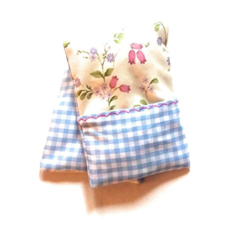 thermal-bag-of-wheat-seeds-and-lavender-seeds-has-washable-cover-with-combination-of-flower-fabric-a