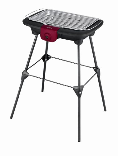 Tefal BG904812 Barbecue Electrique Easy Grill sur pieds