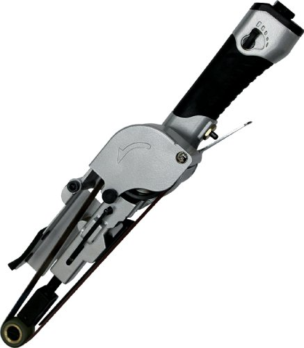 Astro Pneumatic Tool Astro 3035 Luftbandschleifer mit 2 Gurten