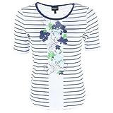 SPORTALM T-Shirt SHEW Größe 36 Weiß (Optical White)