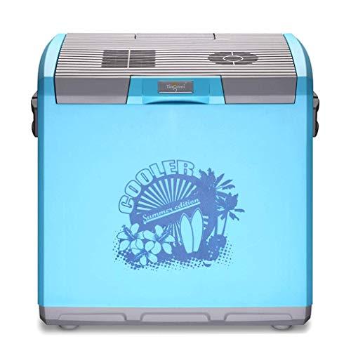 Refrigerador del automóvil Semiconductor Calefacción y enfriamiento Barbacoa al aire libre Caja...