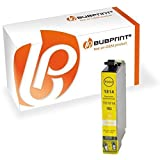 Bubprint Druckerpatrone kompatibel für Epson T1814 18XL für Expression Home XP-100 XP-102 XP-200 XP-205 XP-225 XP-302 XP-305 XP-402 XP-405 Yellow