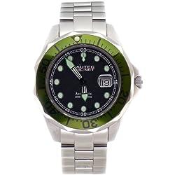Nautec No Limit Gents Watch Deep Sea Bravo DS-B 8215/STGR